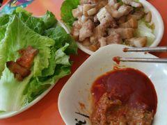 -韩国快餐
