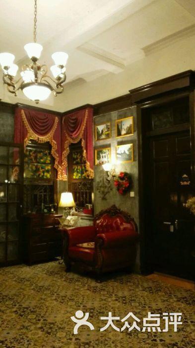 乔治老咖啡旅馆v咖啡农村-别墅-厦门图片-大众点评网酒店别墅复合式图片