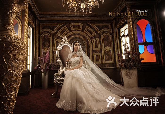 纽约纽约时尚婚纱摄影_纽约皇家婚纱摄影