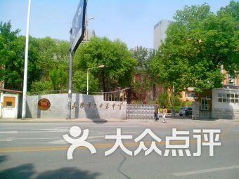 第二十五中学乒乓球馆