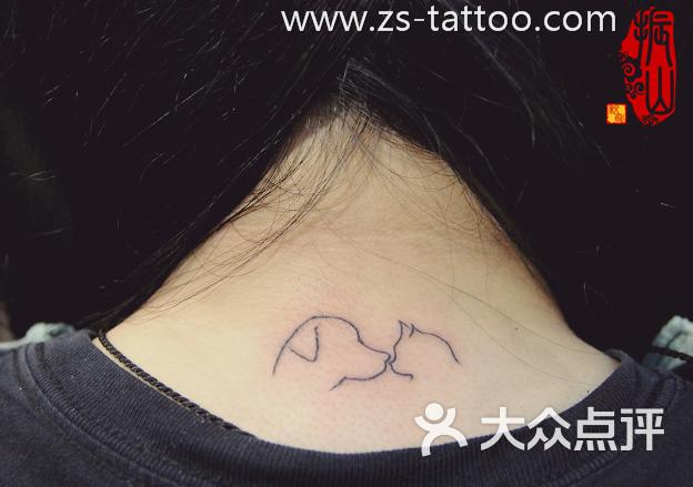 振山刺青工作室(苏州纹身)猫狗图片 - 第25张
