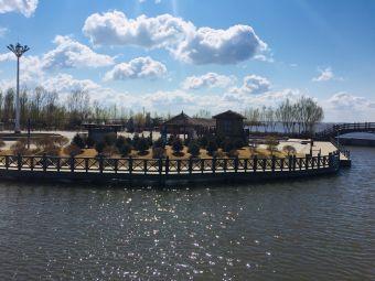 呼兰河口湿地公园售票处