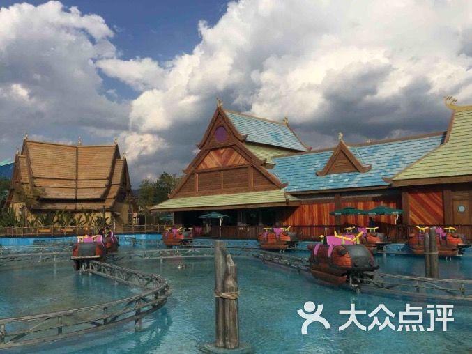 风景图片瓷砖 傣文化