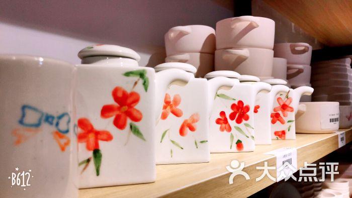 丽瓷工作坊陶瓷手工diy店内环境图片 - 第2张图片