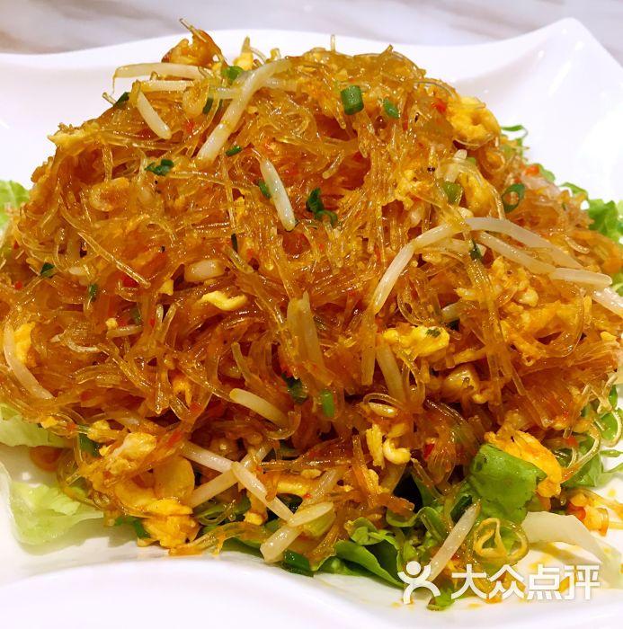 浙种味道-特色炒粉丝-菜-特色炒粉丝图片-杭州美食