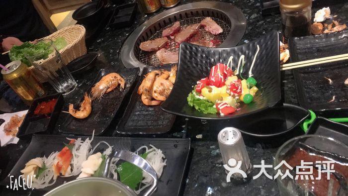 吴中区 左岸商业街 自助餐 原味道烧肉●火锅●精致料理(园区信投店)