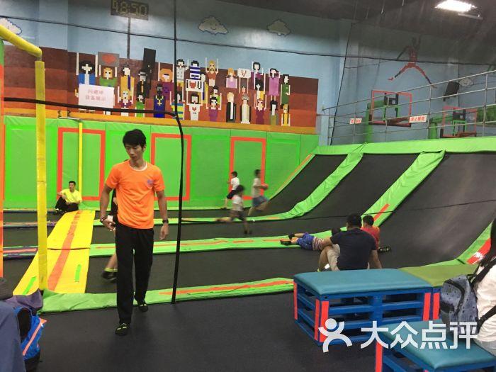 酷跳蹦床主题公园(南山店)图片 - 第195张图片