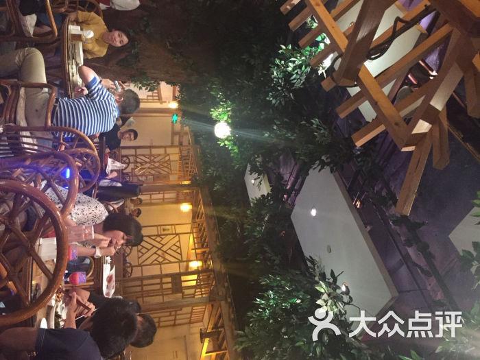 120平方川菜店装修图片