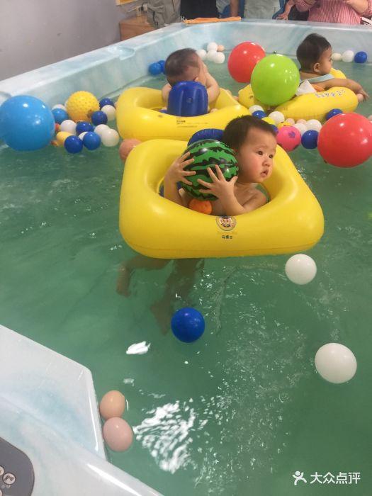 苏茜国际婴幼儿游泳spa会馆图片 - 第5张