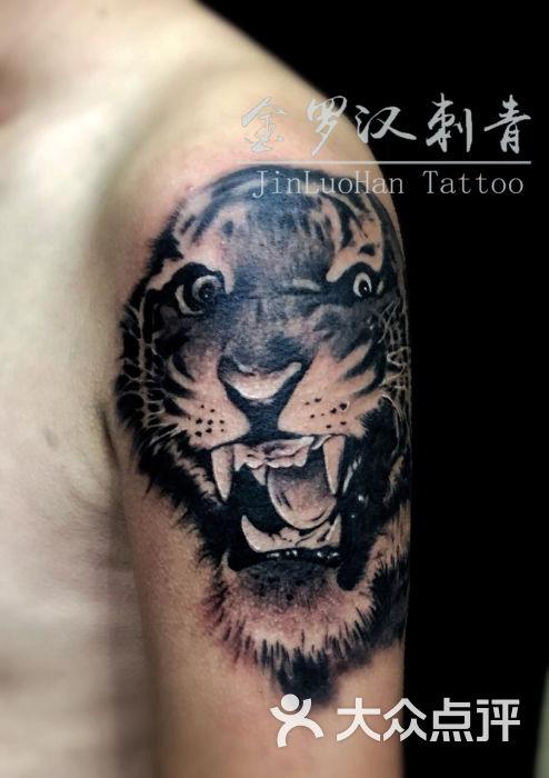 下沙金罗汉刺青纹身
