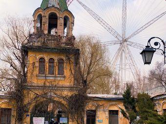 哈尔滨文化公园-售票亭4号