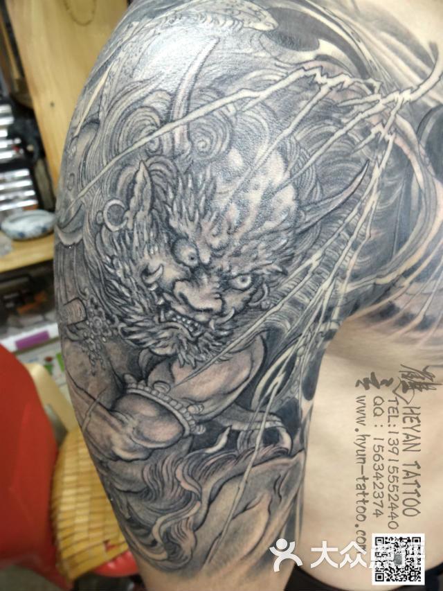 全部图片 苏州鹤言刺青专业创作纹身上传的图片图片