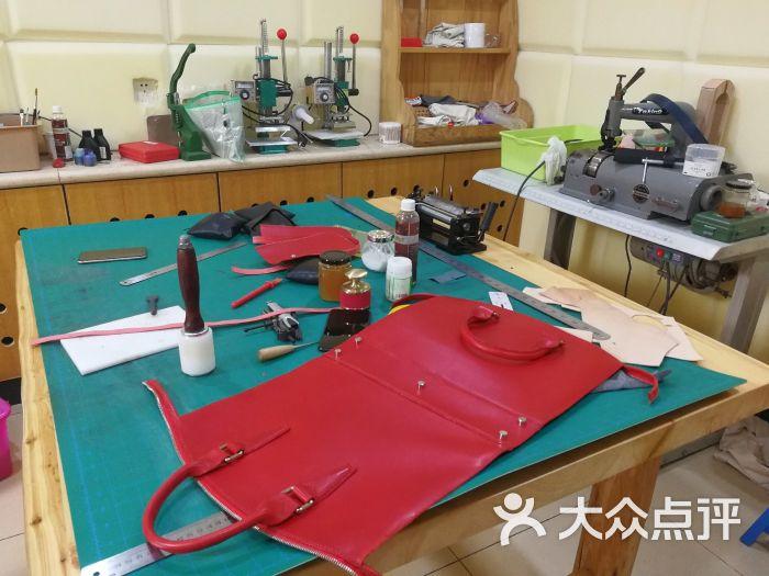 嗨皮匠手工皮具工作室图片 - 第13张