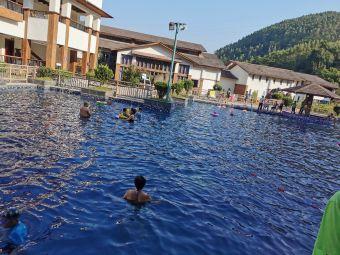 惠州怡情谷温泉酒店游泳池