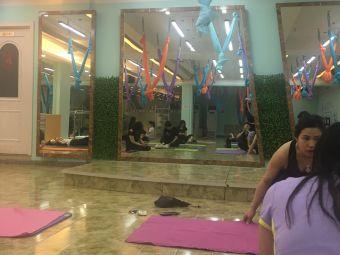 k国际健身瑜伽馆