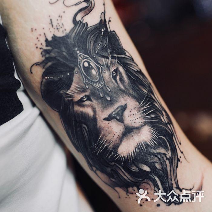 天道tattoo刺青图片-北京纹身-大众点评网