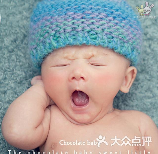 犯困的可爱宝宝