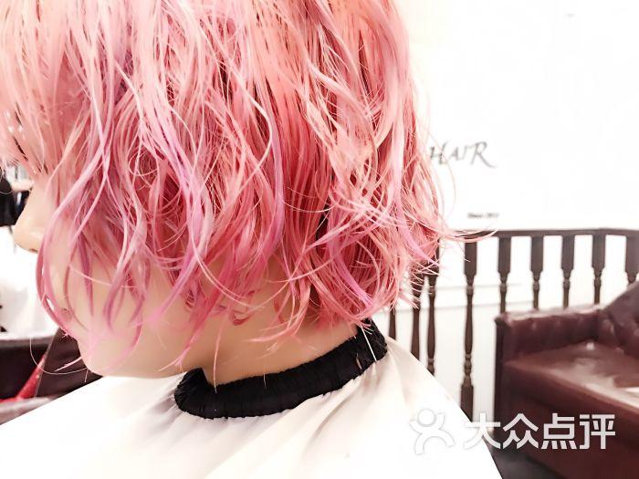 tipo hair salon烫发染发接发(明星店)图片 - 第13张图片
