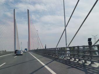 黄河大桥收费站