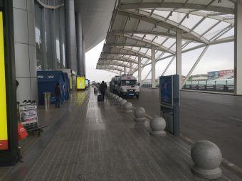 兰州中川国际机场T2航站楼·停车场