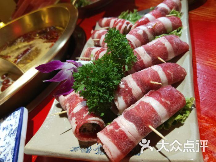 小龙坎老猪肉(家佳源店)养生火锅韭菜-第8张图片冰箱饺子馅能放肥牛冷冻吗图片