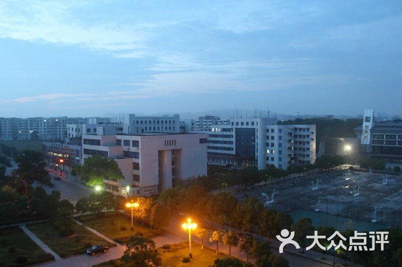 湖南工业大学 工学院校区