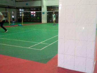 九中羽毛球馆