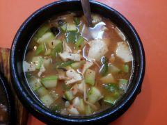 大酱汤-韩国快餐