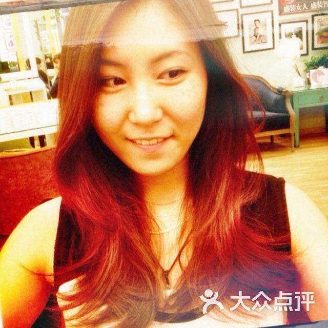吴双作_ontime发型工作室图片