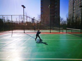 新世界花园网球场