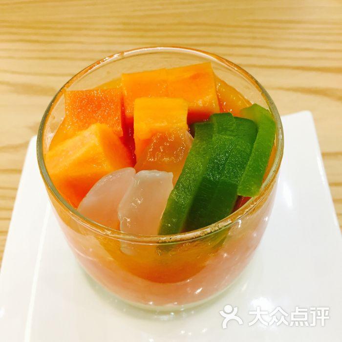 甜果图片(美食财富店)-大麦-吉林广场-大众点评美食做青哪些日记能汁图片