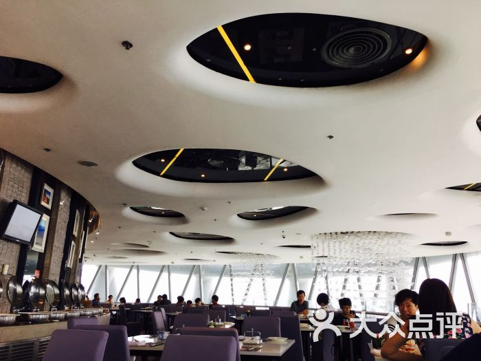 广州塔璇玑地中海自助旋转餐厅图片 - 第7张