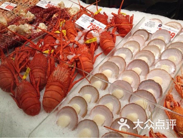悉尼明星美食鱼市爱图片