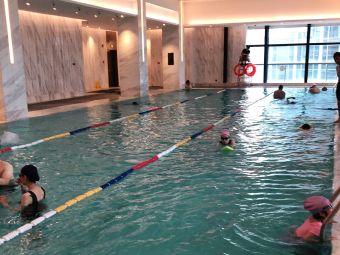 台州希尔顿酒店游泳池