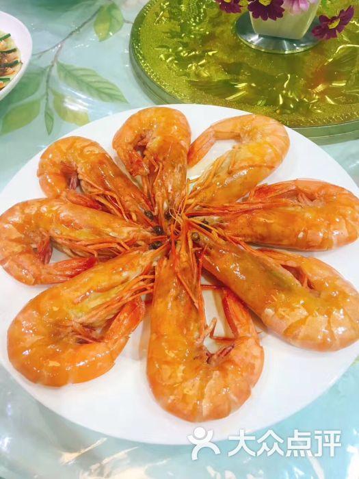 齐东路5号深巷创意料理-油焖大虾图片-青岛美食-大众