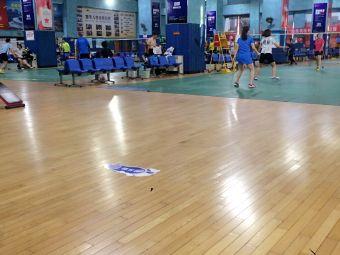 济宁羽毛球馆