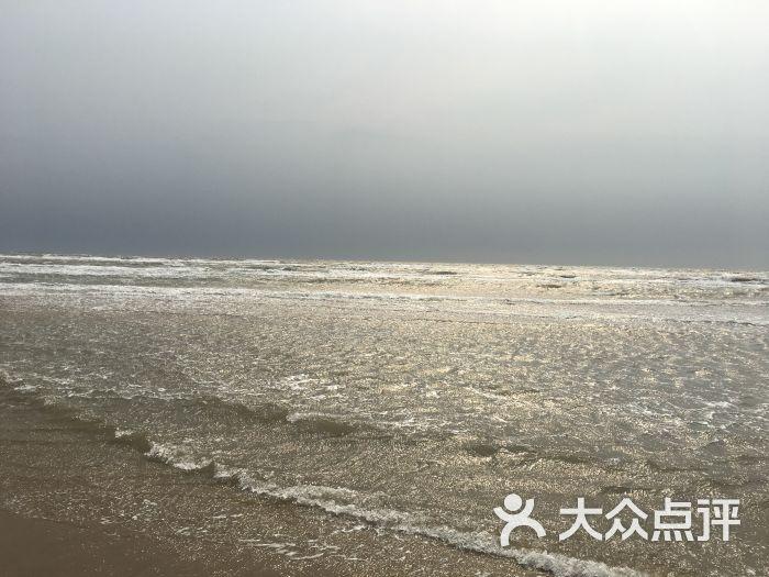 碧海浴场—沙滩木屋图片乐亭县酒店大众点评网