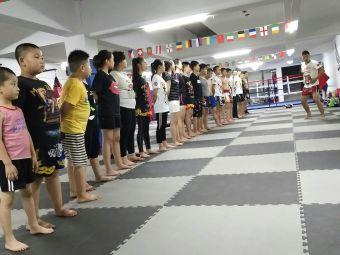 专业减肥塑身班搏击拳击格斗