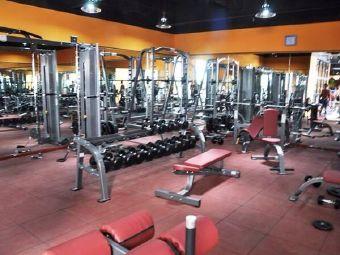 美国金仕堡健身会所