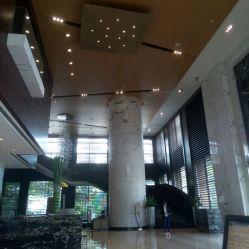 车陂/东圃  停车场  东圃合景福朋喜来登酒店停车场  位于东圃汇彩路图片