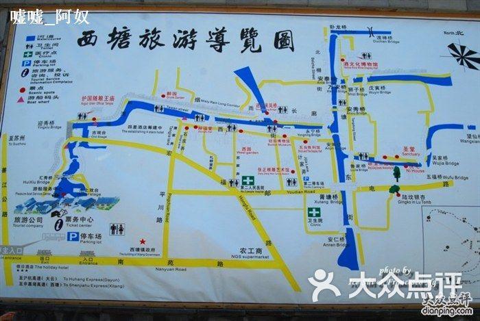 西塘古镇旅游景区的点评