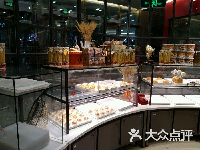 面包新语-BreadTalk(湟源路图片井店)-王府-洛美食街南昌图片