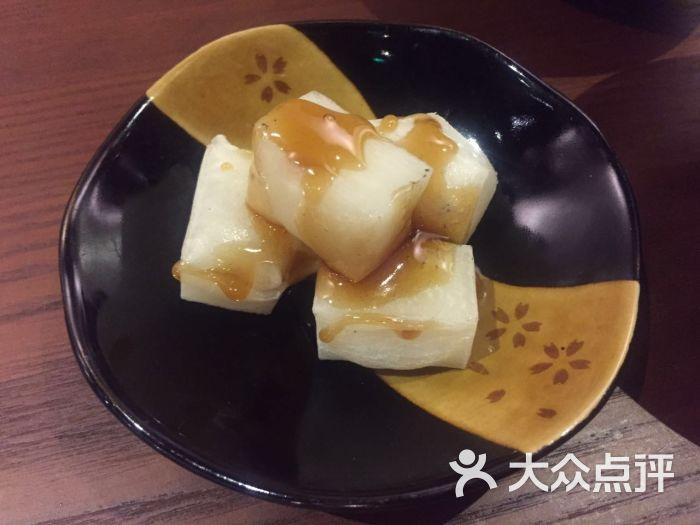 烤日本年糕