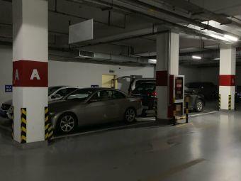 常熟国际贸易中心地下车库