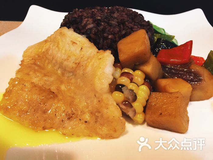 future健身厨房-龙利鱼图片-南京美食-大众点评网