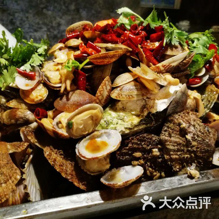 海边人海洋主题餐厅(石老人店)-海鲜大咖图片-青岛