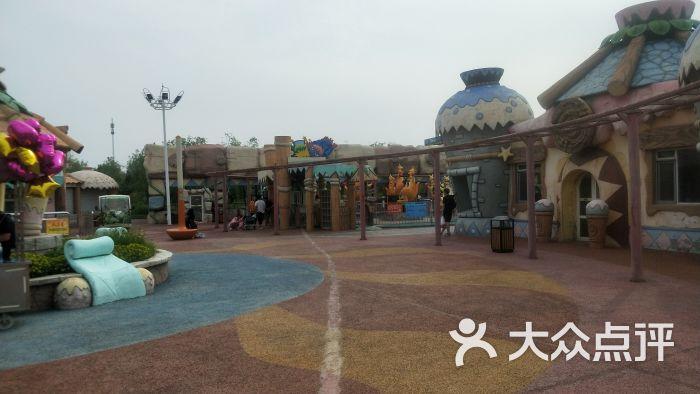 光合谷动物园-游乐设施图片-静海区周边游-大众点评网