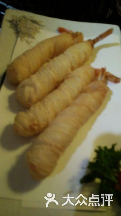 一番日本料理-千丝万缕虾-菜-千丝万缕虾图片-秦皇岛