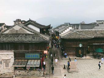 台州府城文化旅游区兴善门停车场