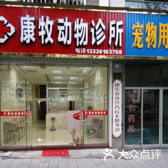 康牧动物诊所-图片-桐庐县宠物-大众点评网